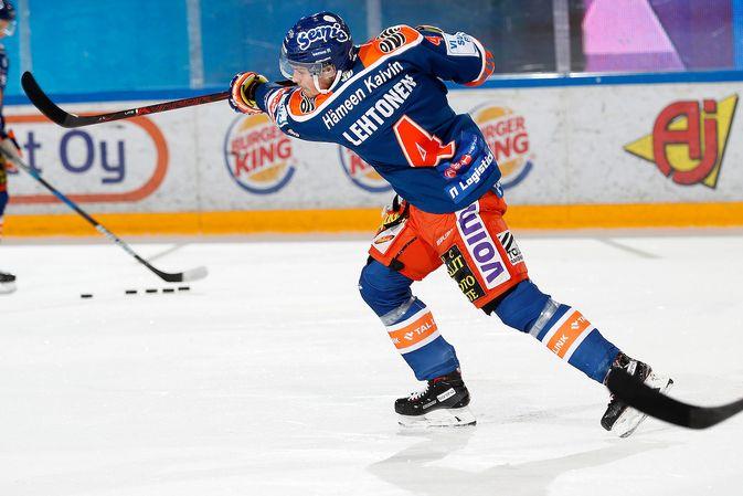 Mikko Lehtonen teki Tapparassa 55 ottelussa tehopisteet 12+17=29. Kuva: Jukka Rautio / Europhoto