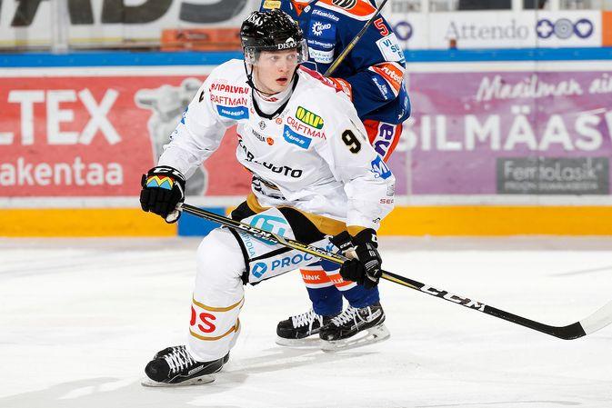Kristian Vesalaiselle Suomen mestaruus on jatkoa pitkälle meriittilistalle. Kuva: Jukka Rautio / Europhoto