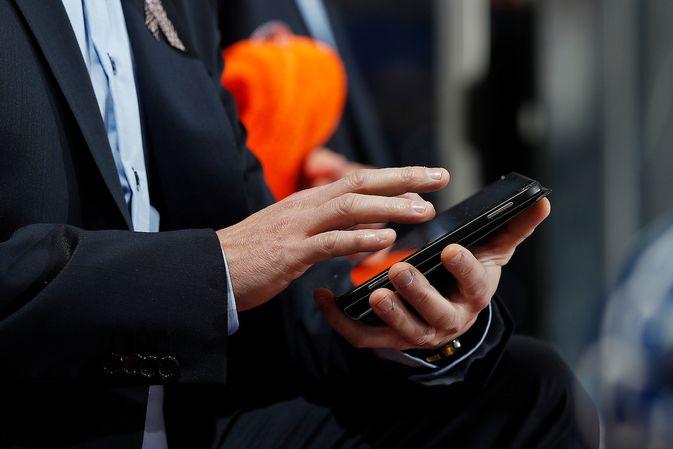 Tappara-valmennus näkee pelaajistaan reaaliaikaista dataa nykyaikaisen teknologian välityksellä. Kuva: Jukka Rautio / Europhoto