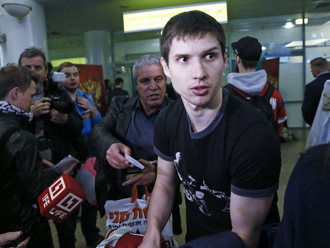 Vadim Šipatšjovin piti olla NHL:n laajennusjoukkueen ykkössentteri ja hyökkäyksen dynamo. Kuva: AOP