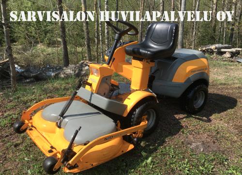 Sarvisalon huvilapalvelu Oy