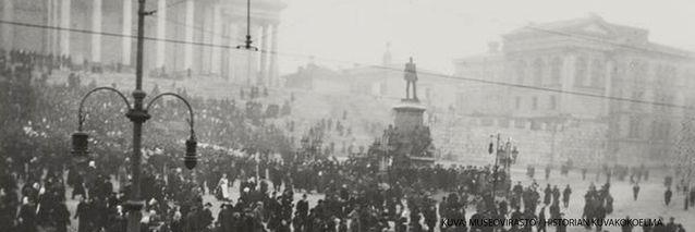 Senaatintori 1917