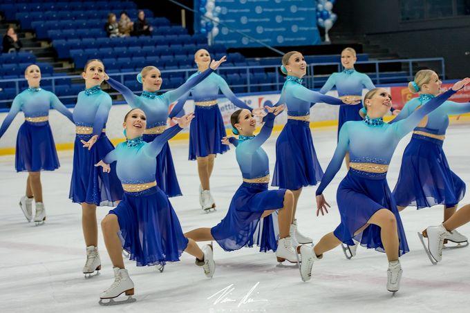 SM-juniorijoukkue Team Fintastic kisaa edustuspaikasta nuorten MM-kisoihin 2020.