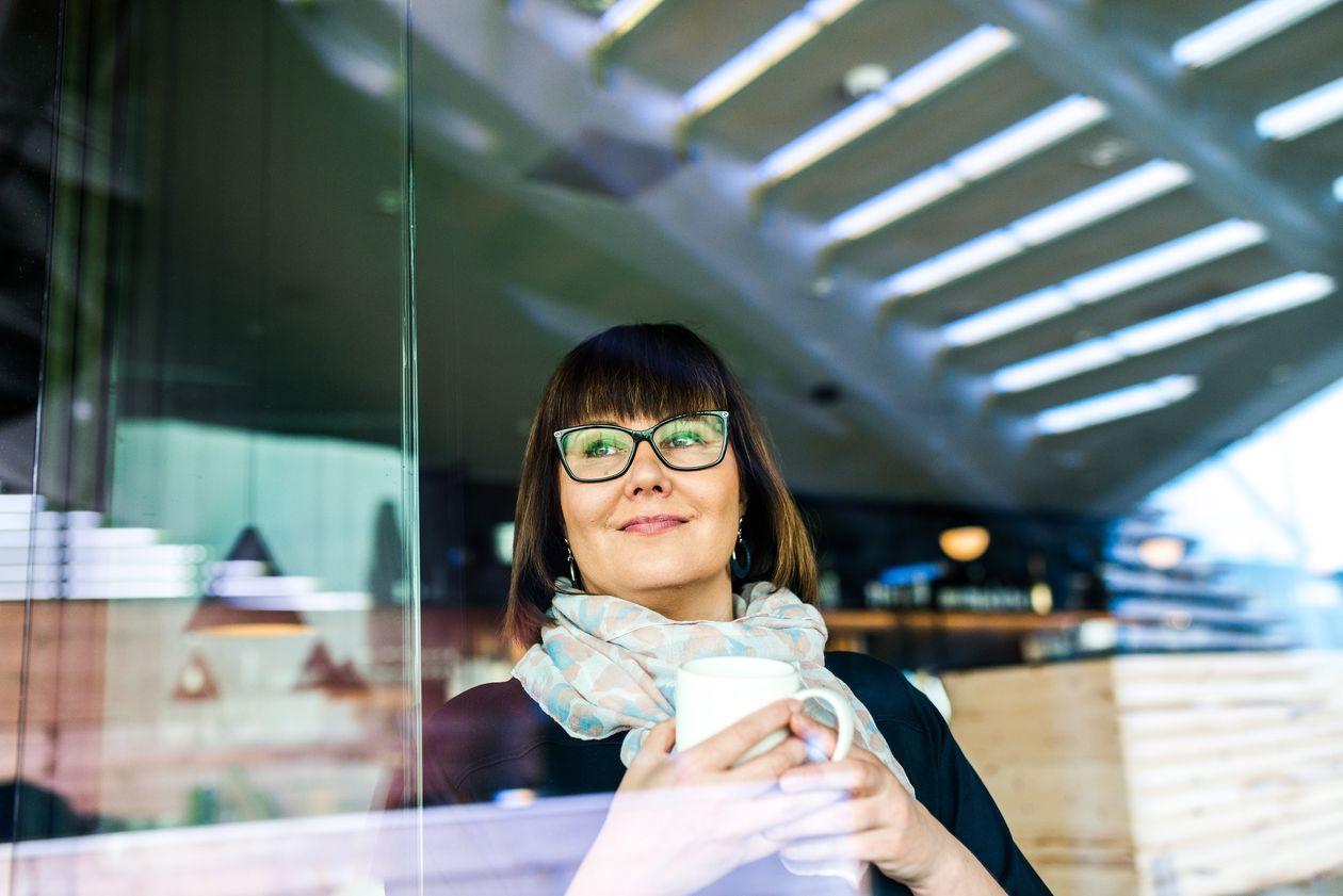 Kuva Royal Ravintoloiden henkilöstöjohtaja Anne Kokkosesta.