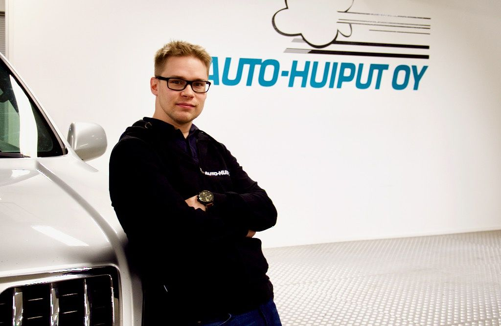 Auto-Huiput, Aleksi Mäkelä