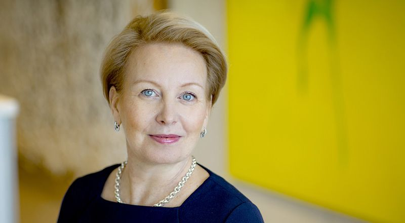 Elon sijoitusjohtaja Hanna Hiidenpalo