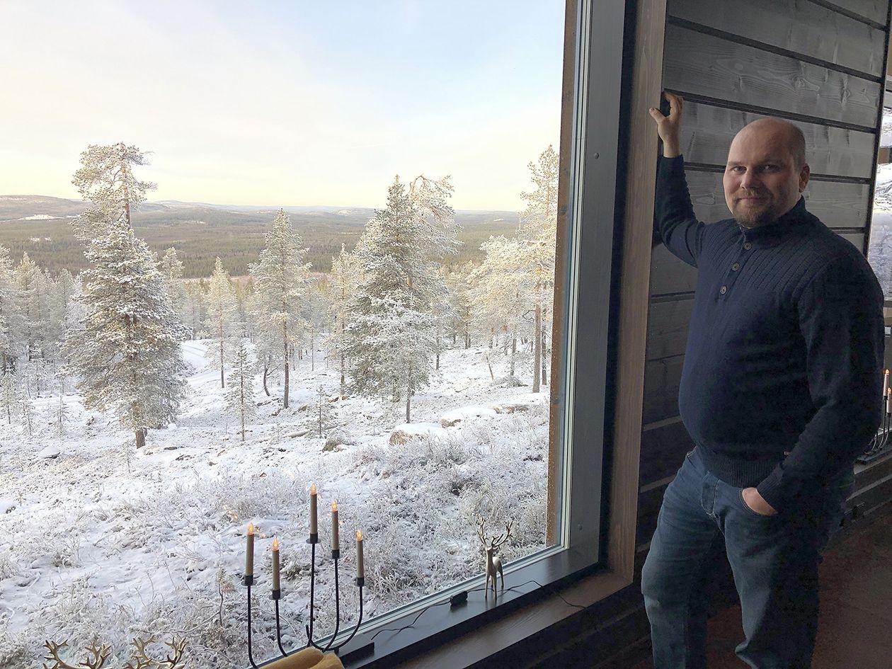 Luxury Actionin toimitusjohtaja Janne Honkanen