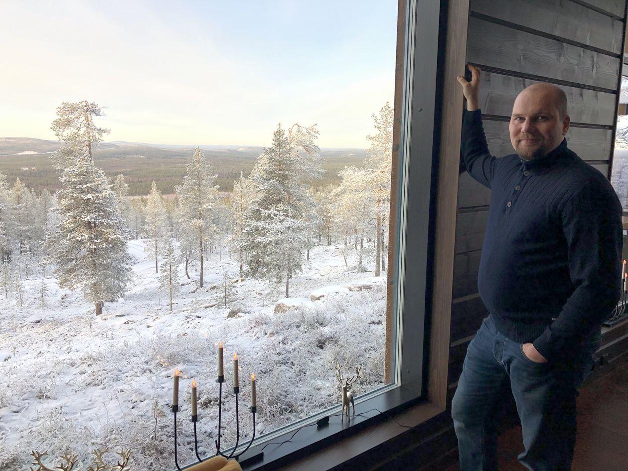 Verkställande direktör Janne Honkanen
