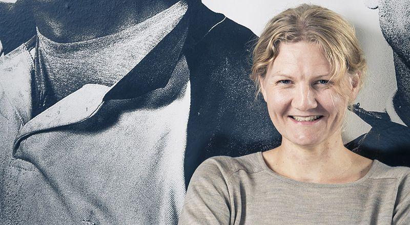 Asiakaspalvelupäällikkö Marjo Skoglund