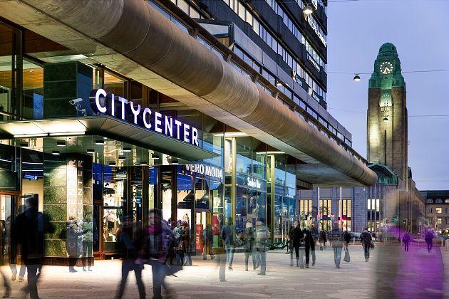 Citycenterin laajennus- ja uudistustyön yhteydessä talon julkisivusta purettiin autorampit pois Keskuskadun puolelta, ja niiden tilalle tuli lasinen julkisivu. Rakennusta kiertävä makkara säilytettiin.