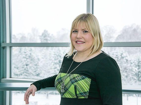 Sofigaten Senior Advisor Elina Seppänen