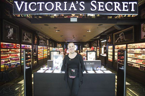Uudistuneesta Forumista löytyy myös Suomen ensimmäinen Victoria's Secret -liike.