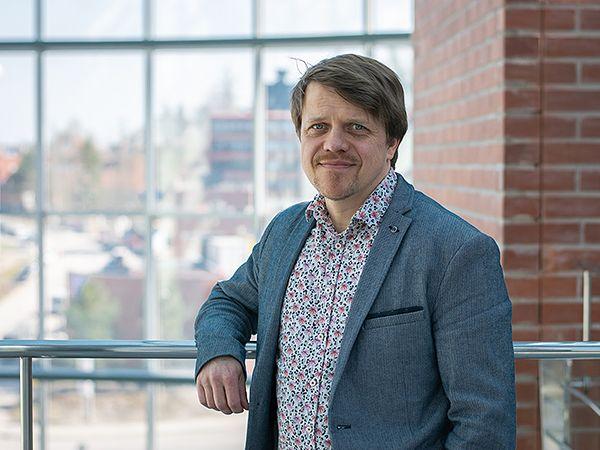 Sofigaten data-analytiikan asiantuntija Jyrki Martti