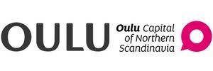 Logo: Oulu – Capital of Northern Scandinavia