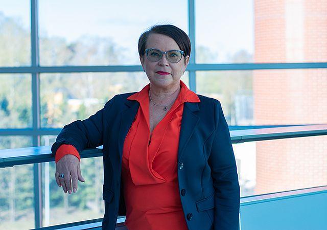 Sofigaten muutosjohtamisen ja valmennuspalveluiden liiketoimintajohtaja Paula Salmi
