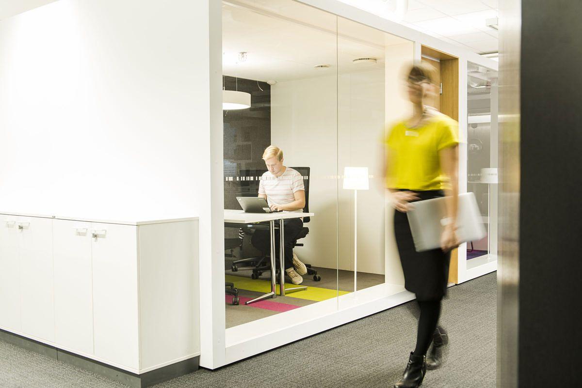 Sponda Magazine: Viisi askelta tehokkaseen toimistotilaan 1