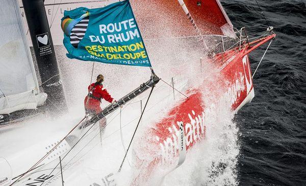 Les évolutions du bateau pour la Route du Rhum 2018