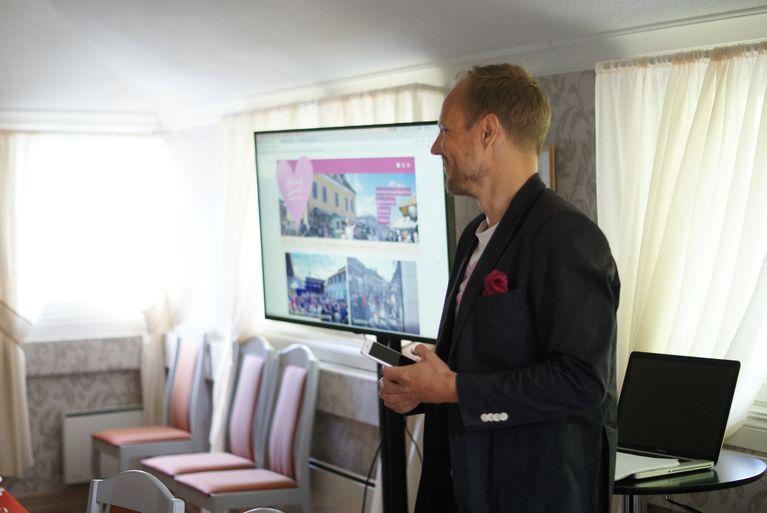Viestintäosakeyhtiö Bonden Antti Lehto