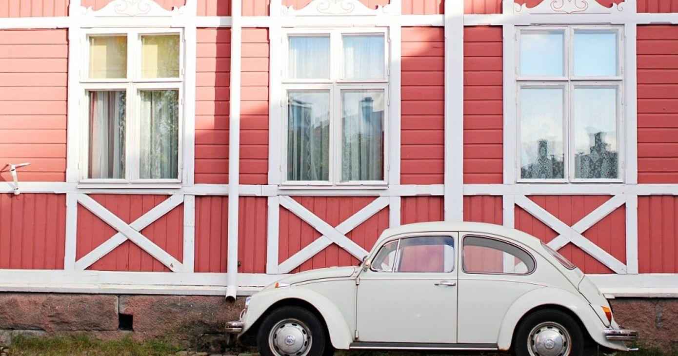 Parhaat shoppailupaikat Satakunta (Suomi)