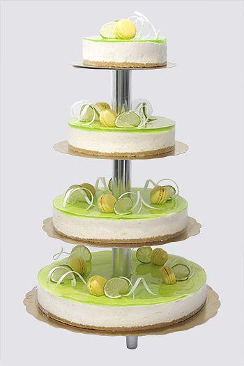 Lime-tuorejuustokakku – Kahvila-konditoria Prassen