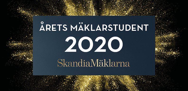 Årets Mäklarstudent 2020