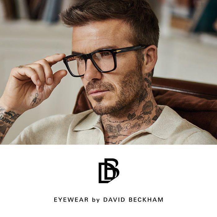 Eyewear by David Beckhamin kehyksiä saa Suomessa Silmäoptikot Palmulta..