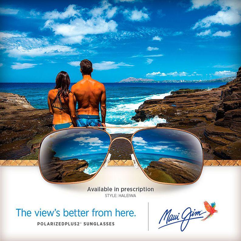 Maui Jim aurinkolasit - kaikki mallit ja värit - Silmäoptikot Palmulta