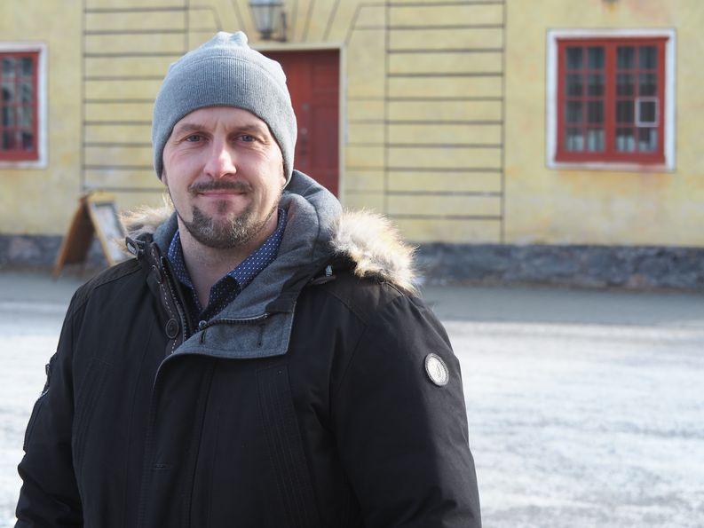 TVO:n hankinnan osaamiskeskuspäällikkö Jani Virtanen