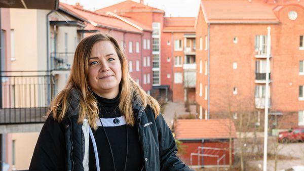 SATOn palvelupäällikkö Maija Kartanonkoskella