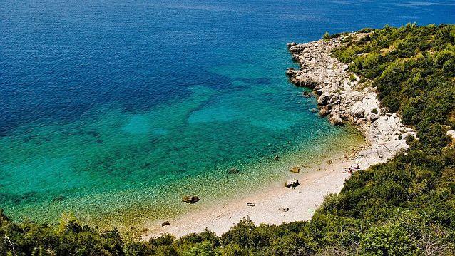Île Croate - Mer Adriatique