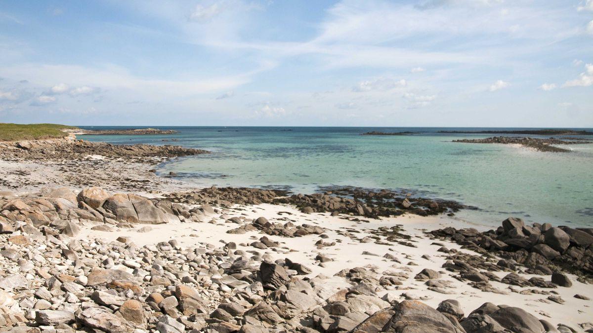 Île de Batz en Bretagne