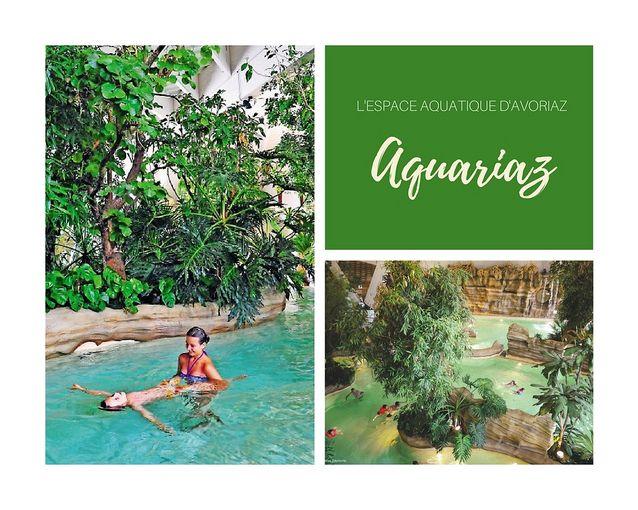 L'Aquariaz : l'espace aquatique d'Avoriaz