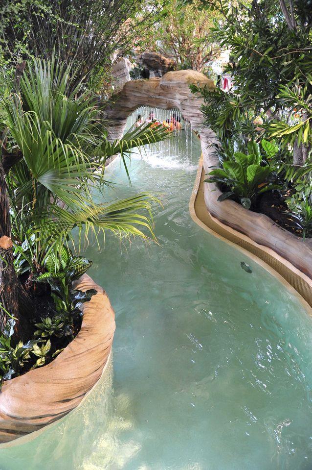 Espace aquatique Aquariaz à Avoriaz