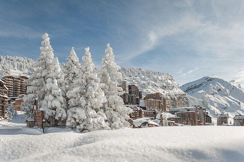 Avoriaz sports d'hiver vacances Pierre et Vacances