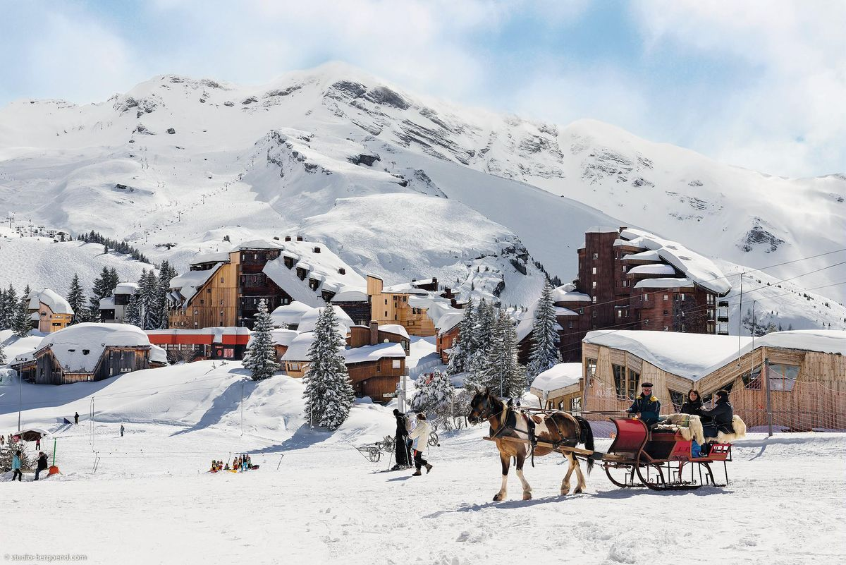 Station d'Avoriaz