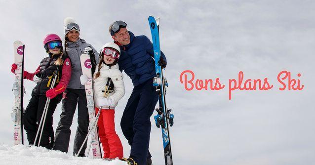 Les bons plans Ski 2017