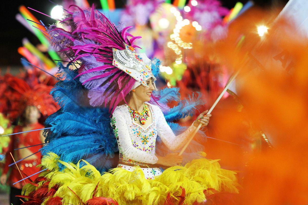 Carnaval de Madère