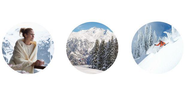 Pierre & Vacances Courchevel vacances aux sports d'hiver