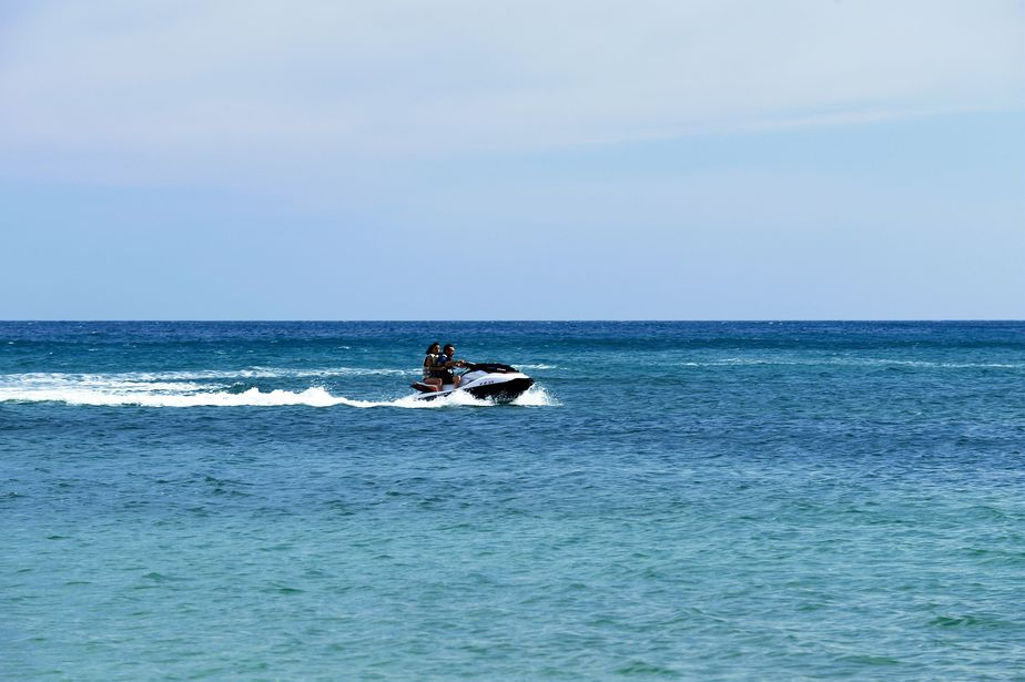 Jet-Ski à la Costa Del Sol