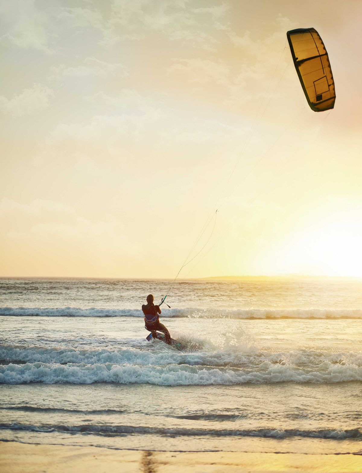 Kitesurf en Bretagne