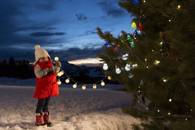 Fêtes de fin d'année Avoriaz vacances au ski Pierre et Vacances location d'appartements