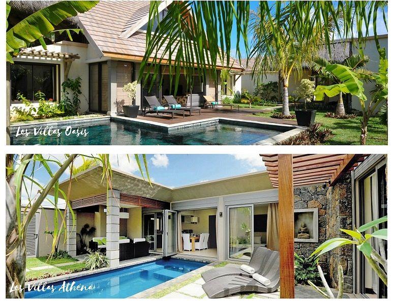 Les résidences premium Les Villas Oasis et Les Villas Athéna