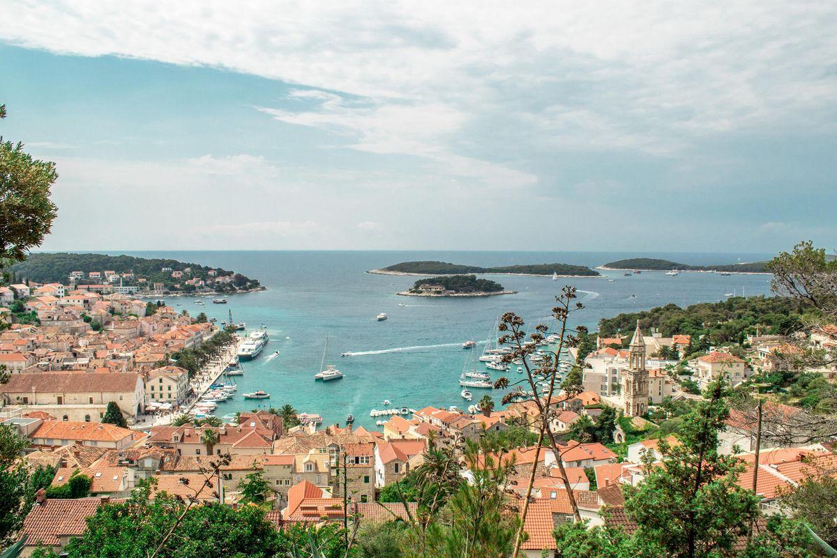 Séjour sur l'île de Hvar