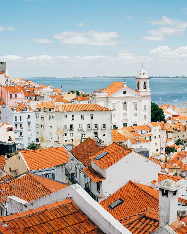 Vacances à Lisbonne
