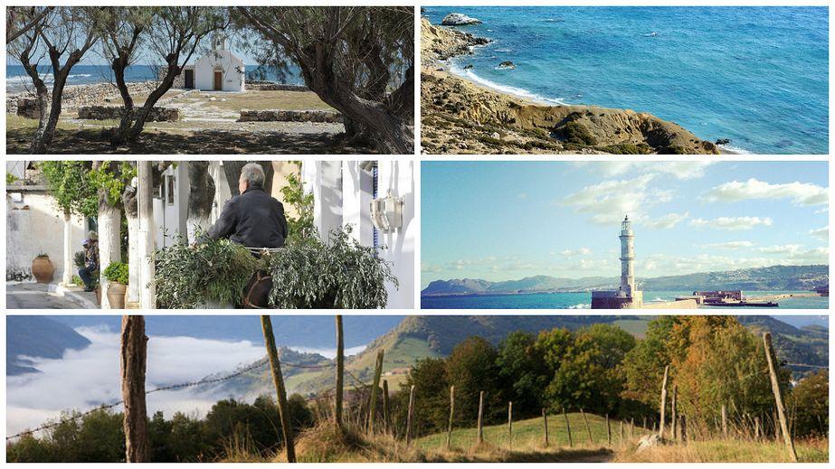 Paysages de Crète