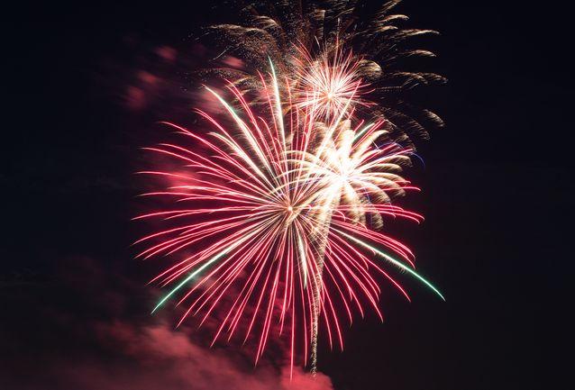 Illumination à Courchevel fêtes de fin d'année sports d'hiver Pierre et Vacances location d'appartements hébergement