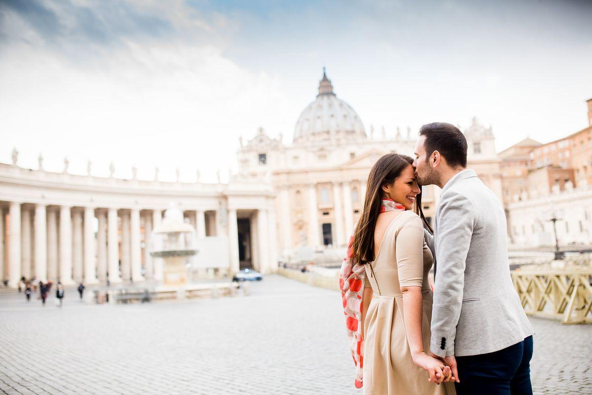 Rome en amoureux