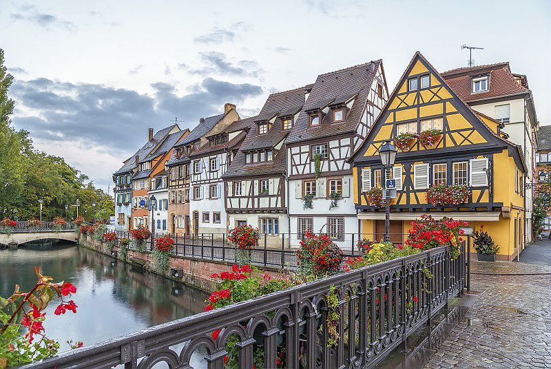 Séjour à Colmar