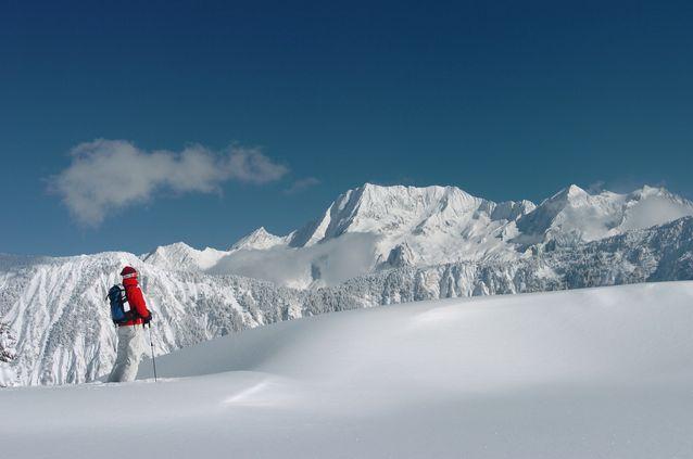 Station de ski - Courchevel - où partir en mars