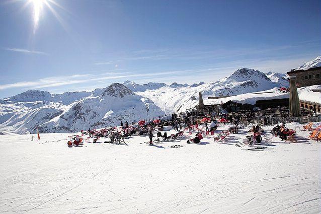 Station de ski - Tignes - où partir skier en mars